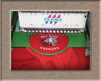 embroidery universal lettering